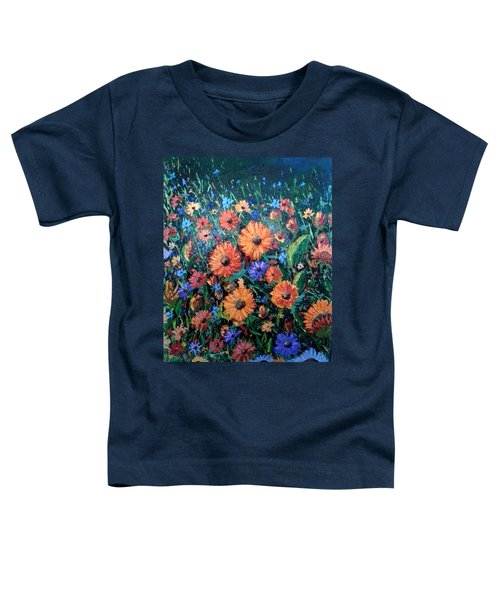 Welcoming The Dawn Toddler T-Shirt