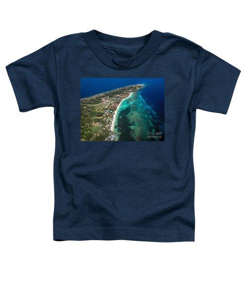 West End Roatan Honduras Toddler T-Shirt