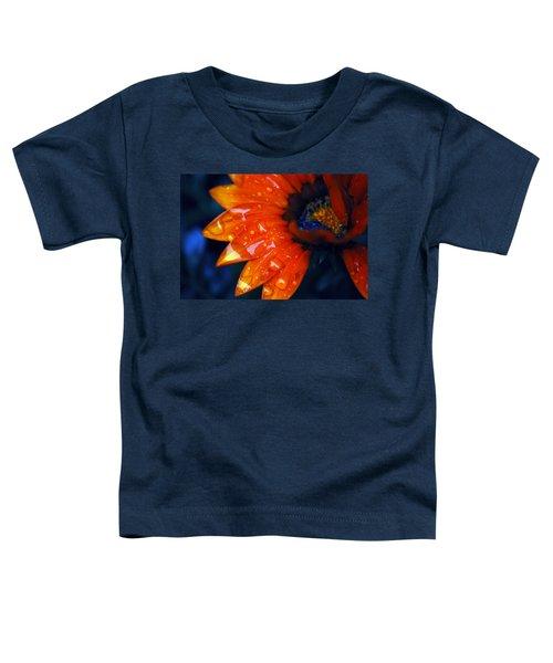 Wet Petals Toddler T-Shirt