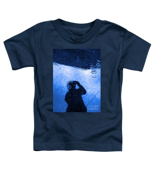 When The Rain Comes Toddler T-Shirt