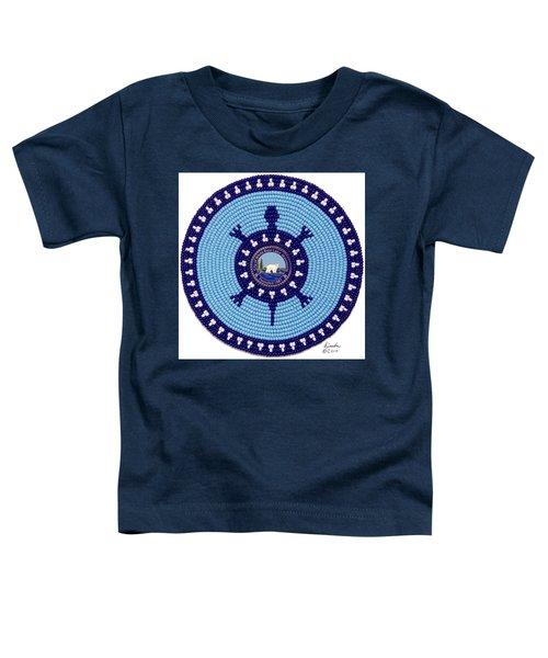 White Bear Lake Toddler T-Shirt