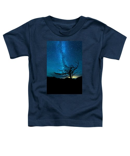 Toddler T-Shirt featuring the photograph Chance by Dustin  LeFevre