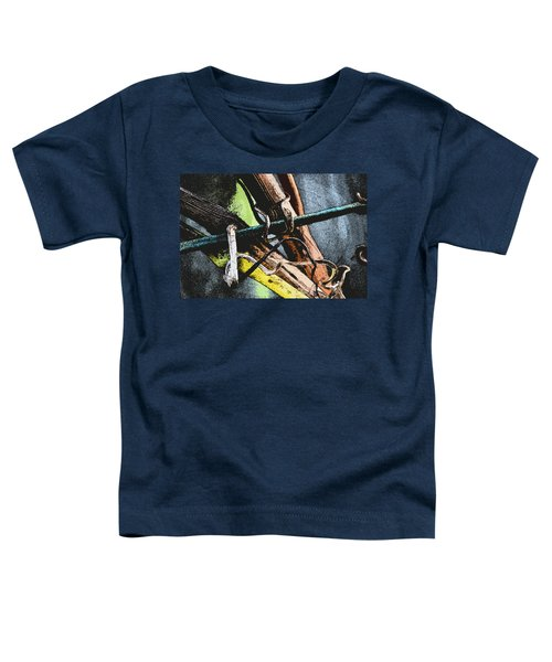Wine Branches Toddler T-Shirt