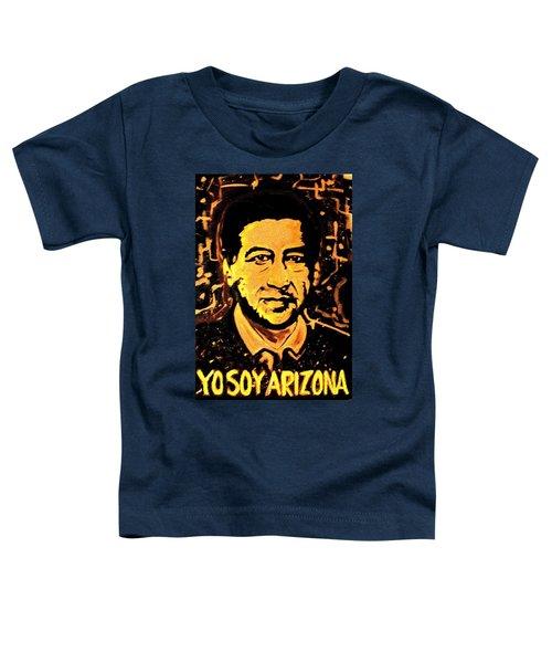 Yo Soy Arizona Toddler T-Shirt
