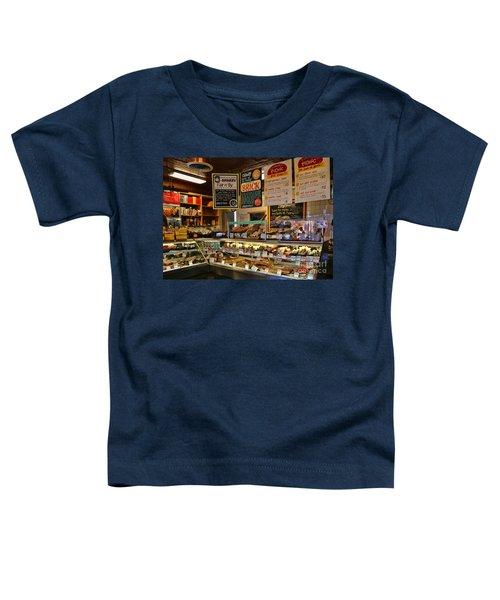 Zingermans Deli 5045 Toddler T-Shirt