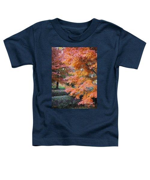 Autumn Momiji Toddler T-Shirt
