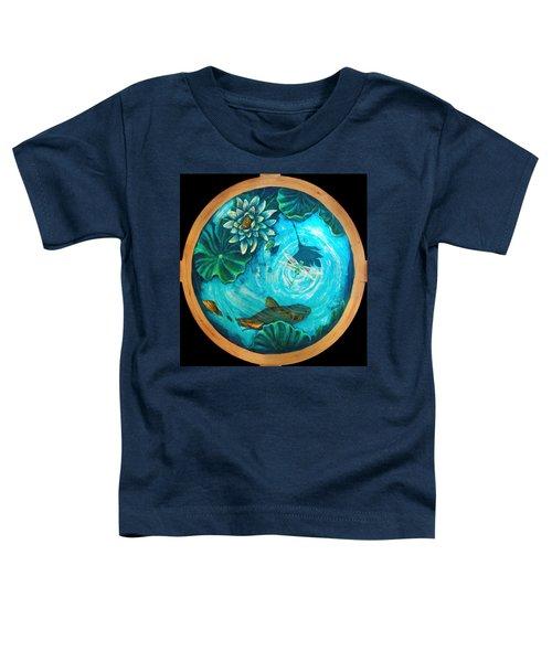 Birdseyedragonfly Toddler T-Shirt