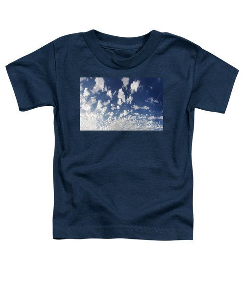 Cloudy Sky Toddler T-Shirt