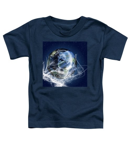 Globe Toddler T-Shirt