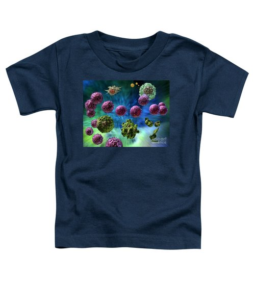 Immune Response Cytotoxic 1 Toddler T-Shirt