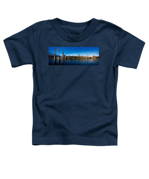 Inverness Waterfront Toddler T-Shirt