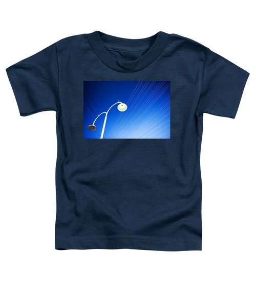 Lamp Post And Cables Toddler T-Shirt