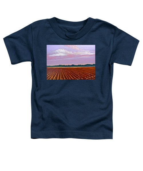 Mississippi Land And Sky Toddler T-Shirt
