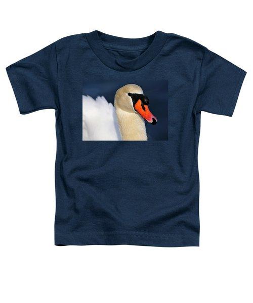 Mute Swan Toddler T-Shirt