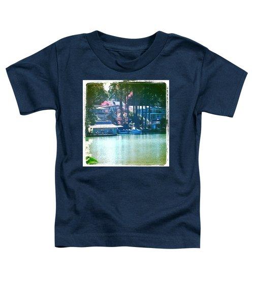 On The Lake - Lake Oswego Or Toddler T-Shirt