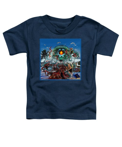 Pollution Shall Thank You Toddler T-Shirt