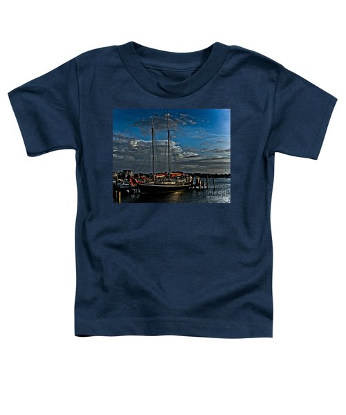 Ready To Sail Toddler T-Shirt