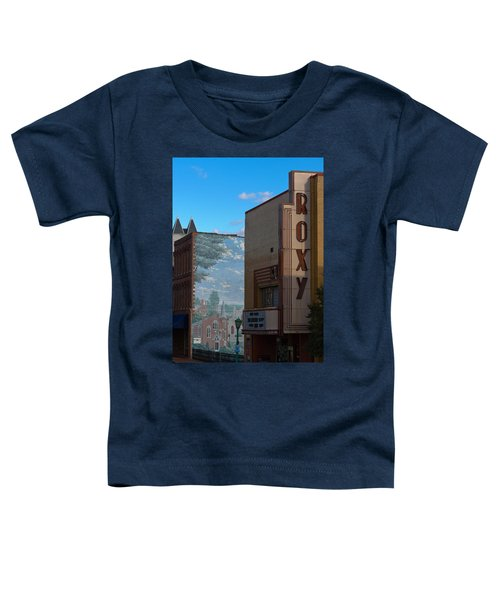 Roxy Theater And Mural Toddler T-Shirt
