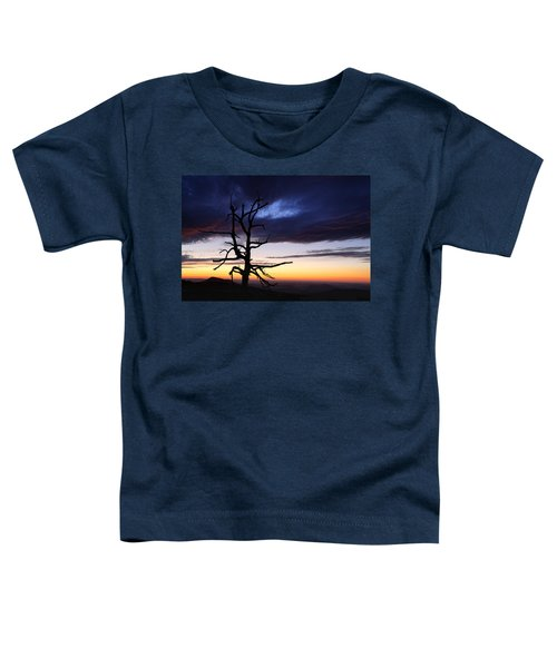 Something Wicked This Way Comes Toddler T-Shirt