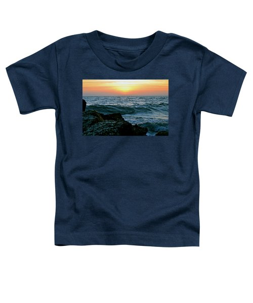 Sunset Captiva Toddler T-Shirt