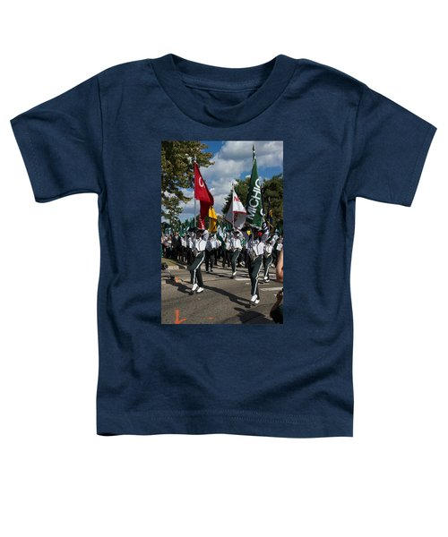 To The Field Toddler T-Shirt
