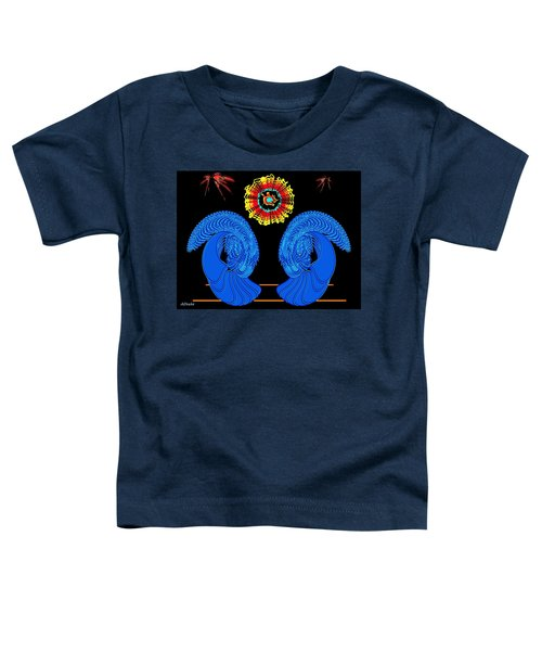 Worship Of The Dying Sun Toddler T-Shirt