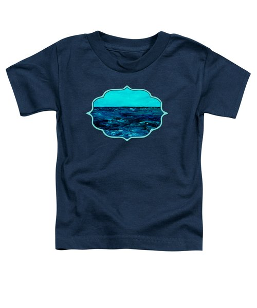 Body Of Water Toddler T-Shirt