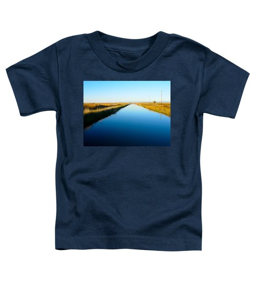 Biggs Canal Toddler T-Shirt