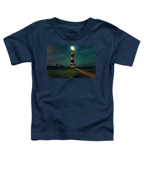 Bodie Island Night Toddler T-Shirt