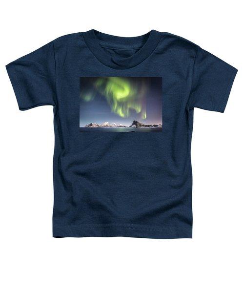 Curtains Of Light Toddler T-Shirt