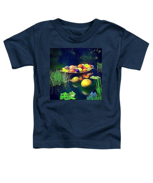 Denver Botanic Gardens. #water Toddler T-Shirt