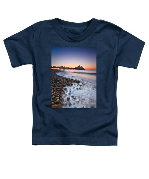 Eastbourne Sunrise Toddler T-Shirt