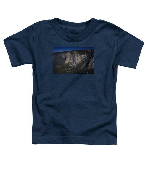 El Capitan  Toddler T-Shirt by Rick Berk