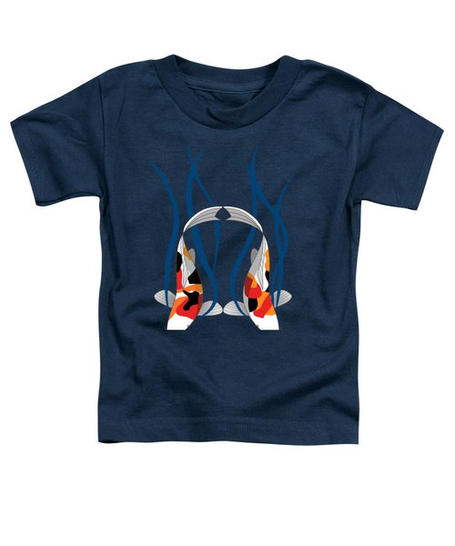 Koi Pond Toddler T-Shirt