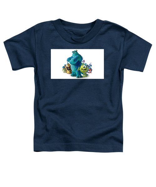 Monsters, Inc. Toddler T-Shirt