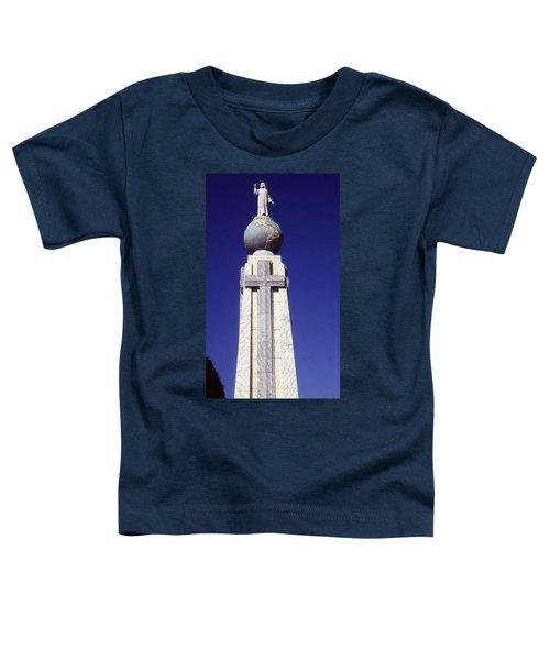 Monumento Al Divino Salvador Del Mundo Toddler T-Shirt