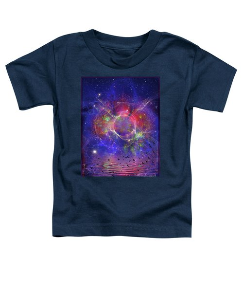 Photon Rings Toddler T-Shirt
