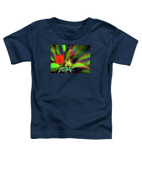 Plants And Flowers In Hawaii Toddler T-Shirt