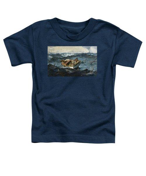 The Gulf Stream Toddler T-Shirt