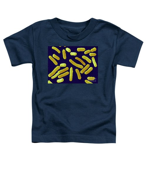 Toxigenic Escherichia Coli O121, Sem Toddler T-Shirt