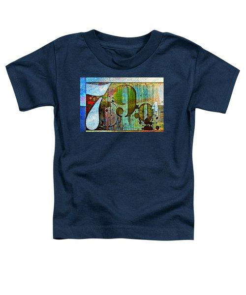 Urban Art Toddler T-Shirt