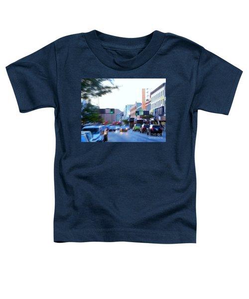 125th Street Harlem Nyc Toddler T-Shirt