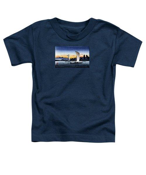 1900 Japanese Fishermen Toddler T-Shirt