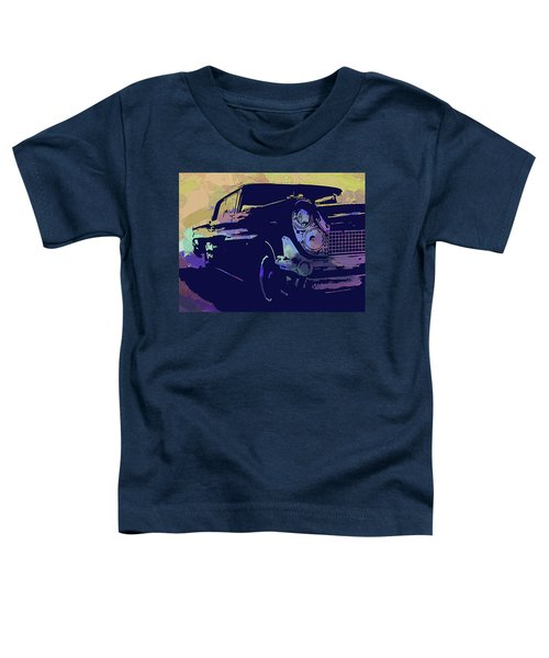 1959 Lincoln Continental Abs Toddler T-Shirt