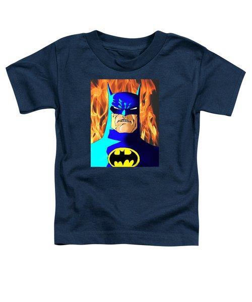 Old Batman Toddler T-Shirt
