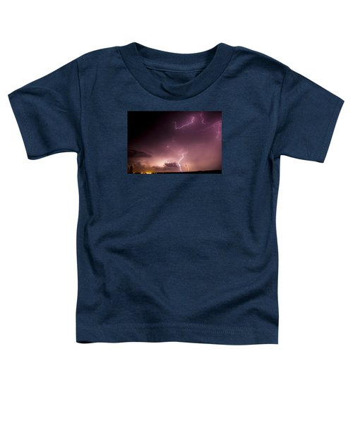 Late July Storm Chasing 057 Toddler T-Shirt