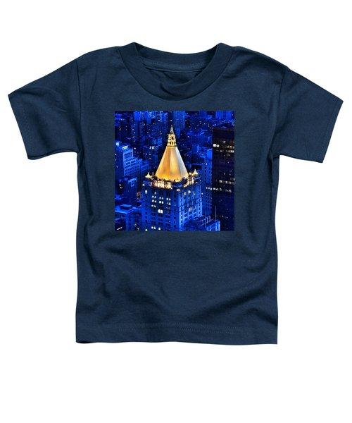 New York Life Building Toddler T-Shirt