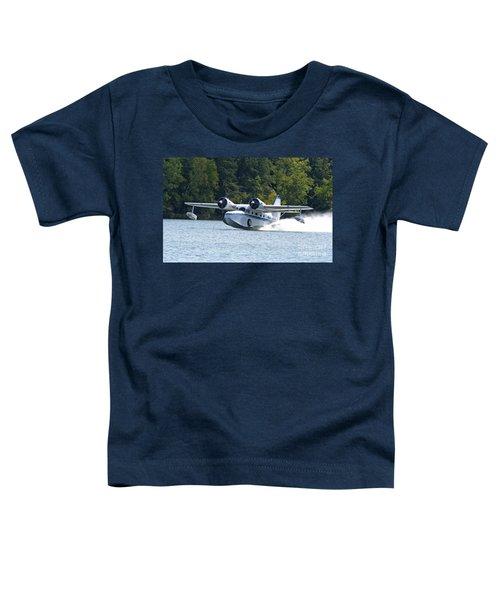 Picking Up Speed Toddler T-Shirt