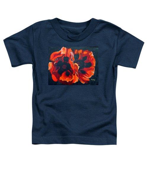 2 Poppies Toddler T-Shirt