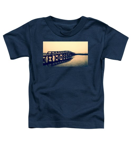 Sandwich Boardwalk Toddler T-Shirt